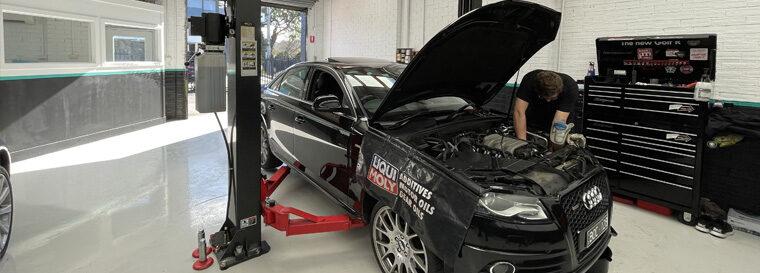 Audi Service & Maintenance